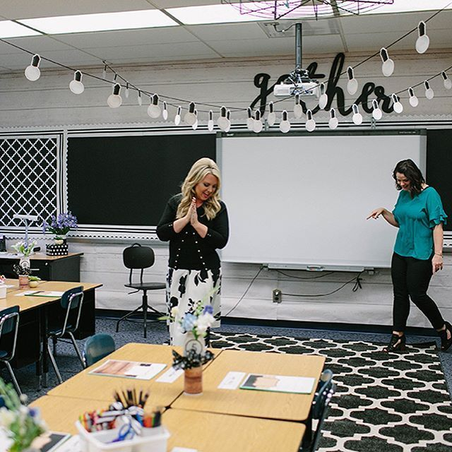 Gorgeous classroom design ideas for back to school 50