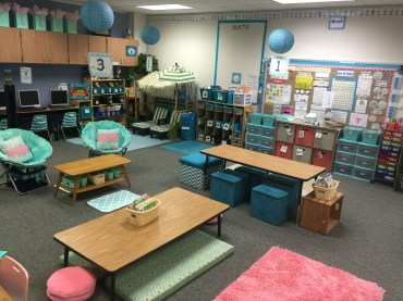 Gorgeous classroom design ideas for back to school 58