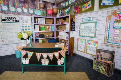 Gorgeous classroom design ideas for back to school 60