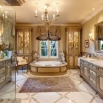 Luxury traditional bathroom design ideas for your classy room 04