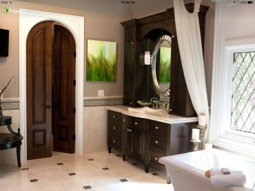 Luxury traditional bathroom design ideas for your classy room 11