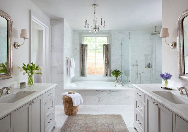 Luxury traditional bathroom design ideas for your classy room 13