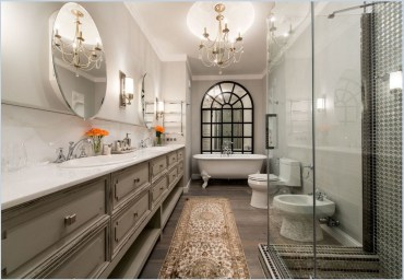Luxury traditional bathroom design ideas for your classy room 16