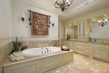 Luxury traditional bathroom design ideas for your classy room 19