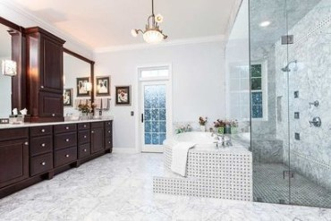 Luxury traditional bathroom design ideas for your classy room 53