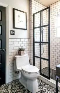 Unique attic bathroom design ideas for your private haven 37