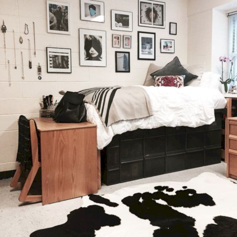 Unique dorm room ideas that you need to copy 03