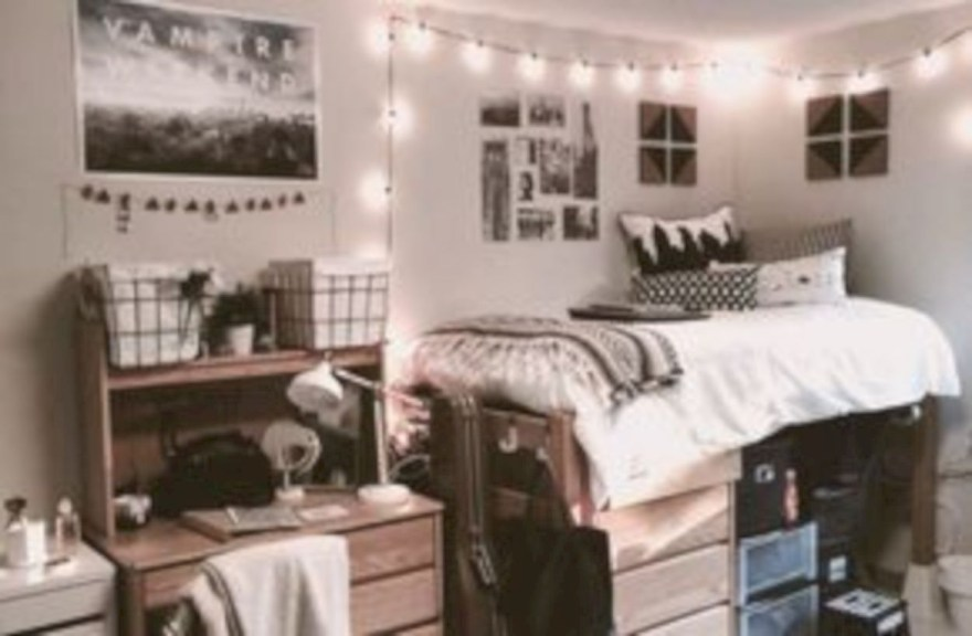 Unique dorm room ideas that you need to copy 11