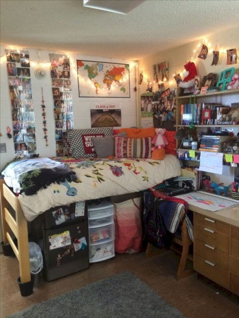 Unique dorm room ideas that you need to copy 21
