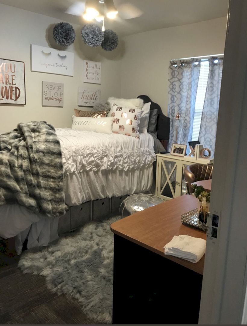 Unique dorm room ideas that you need to copy 27