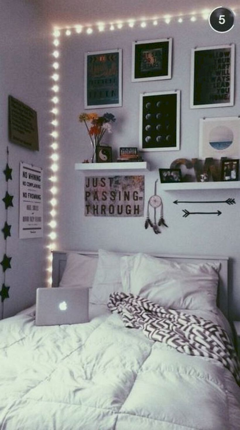 Unique dorm room ideas that you need to copy 54