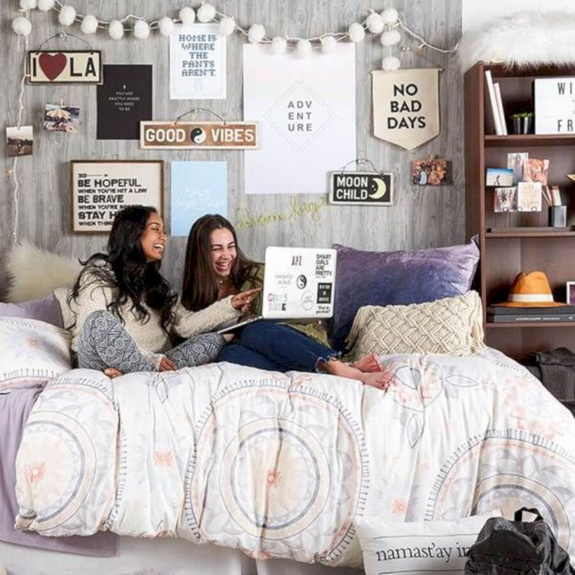 Unique dorm room ideas that you need to copy 55