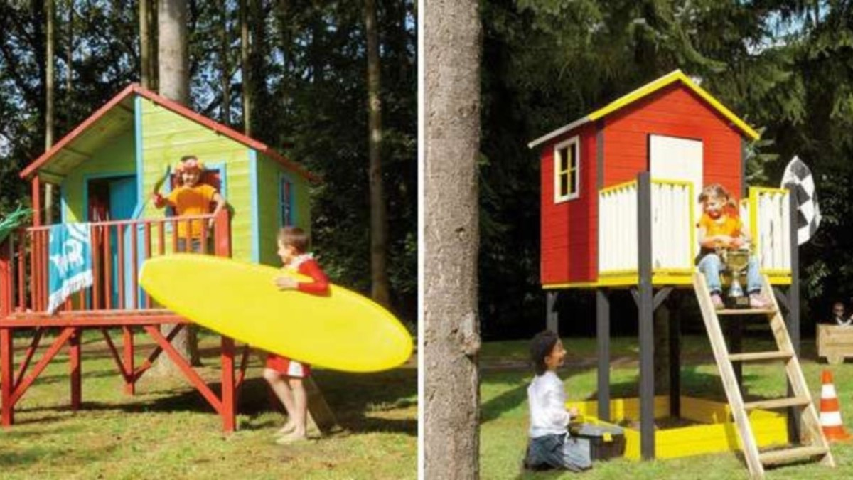 47 Best Creativity Backyard Projects to Surprise Your Kids