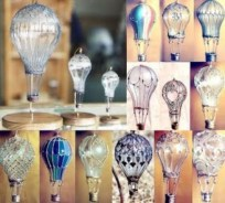 Bright ideas to recycle old light blubs 31