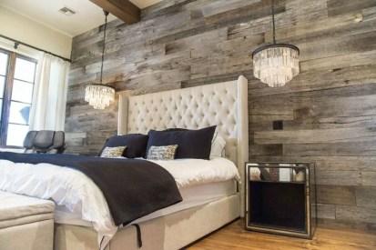 Cozy farmhouse master bedroom decorating ideas 28