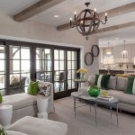 Adorable and cozy neutral living room design ideas 17