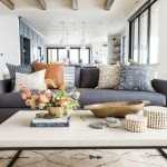Adorable and cozy neutral living room design ideas 35