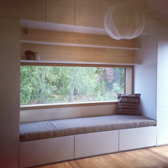 Bay window ideas that blend well with modern interior design 03