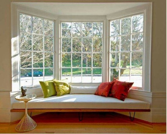 Bay window ideas that blend well with modern interior design 23