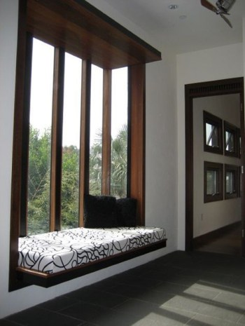 Bay window ideas that blend well with modern interior design 30