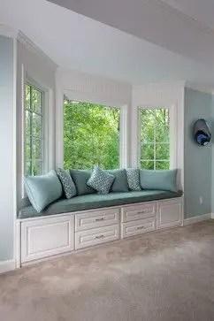 Bay window ideas that blend well with modern interior design 45