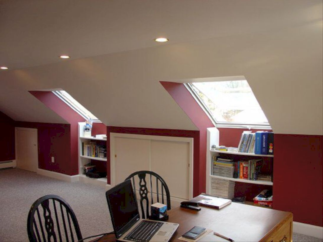 Best attic makeover ideas to inspire you 12