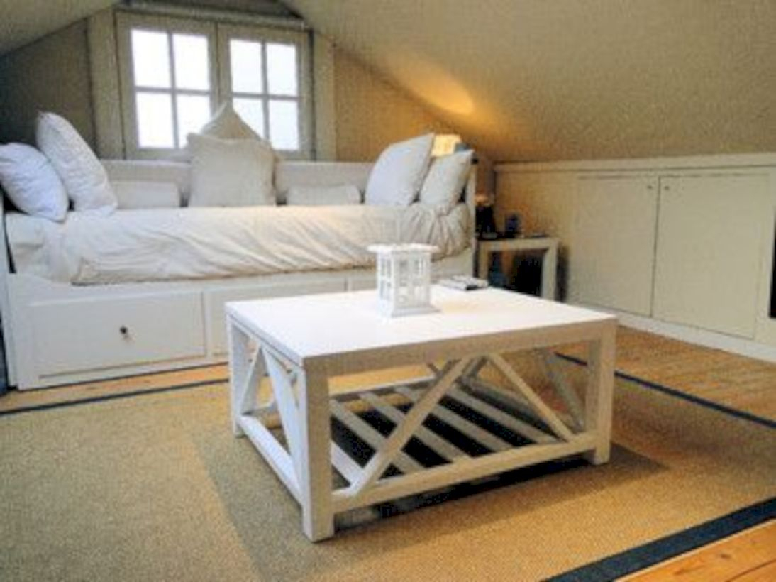 Best attic makeover ideas to inspire you 25