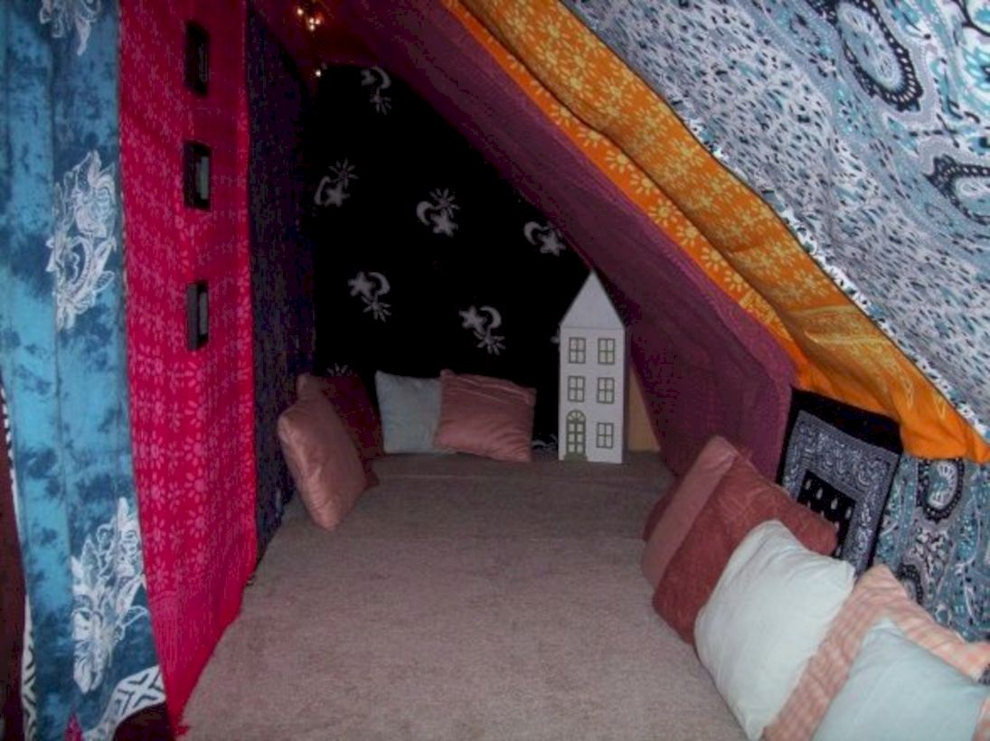 Best attic makeover ideas to inspire you 29