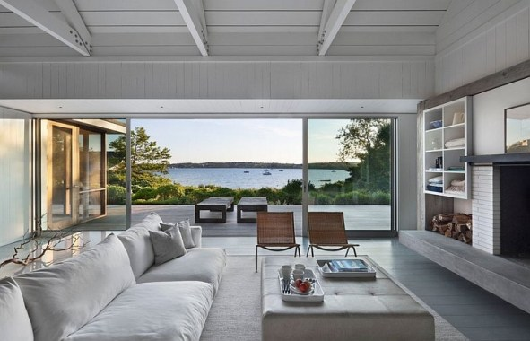 Best bay window design ideas that makes you enjoy the view easily 26