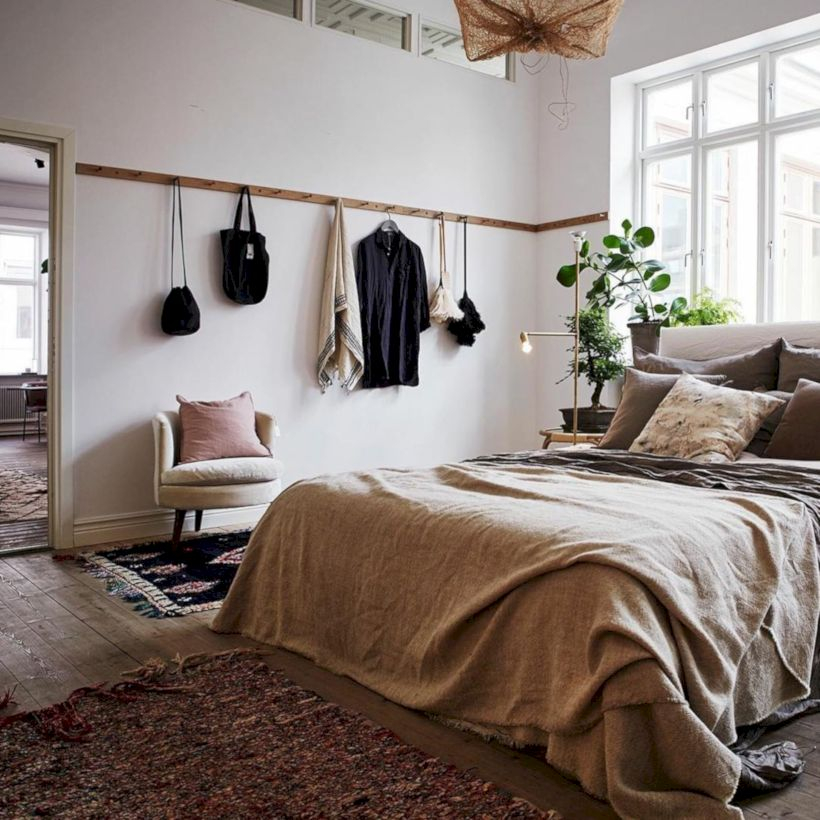 Brilliant small apartment ideas for space saving 11