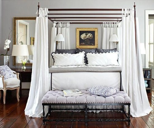 Dreamy bedroom design ideas to inspire you 28
