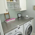 Laundry room storage shelves ideas to consider 02
