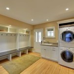 Laundry room storage shelves ideas to consider 10