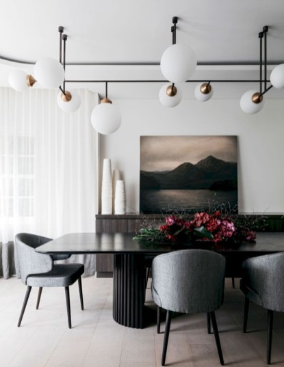 Modern dining room design ideas you were looking for 04