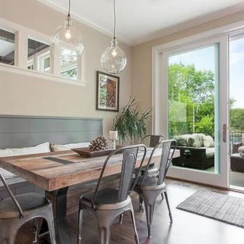 Modern dining room design ideas you were looking for 07