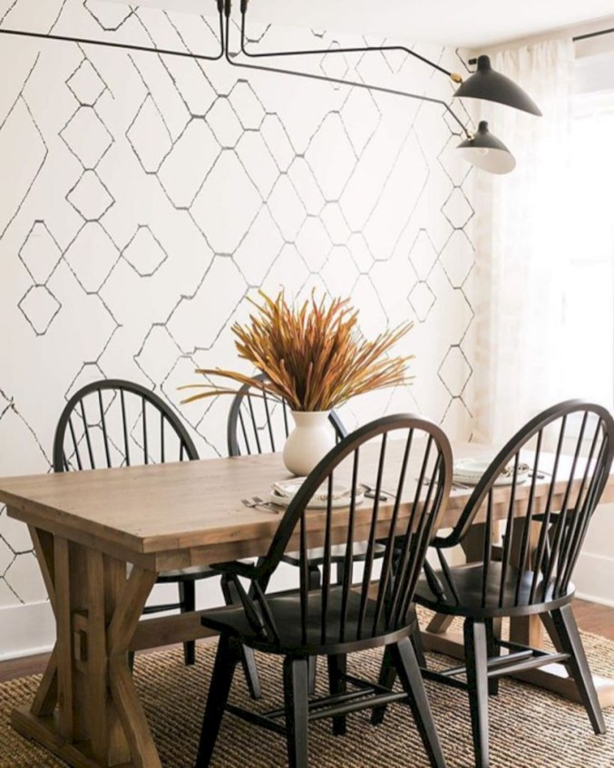 Modern dining room design ideas you were looking for 43