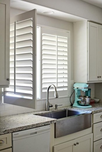 Simple and elegant plantation shutters that perfect for every style 17