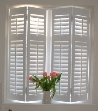 Simple and elegant plantation shutters that perfect for every style 27
