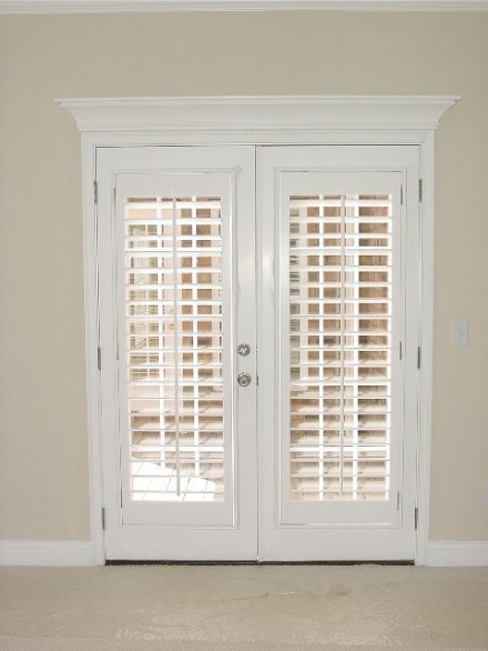 Simple and elegant plantation shutters that perfect for every style 33