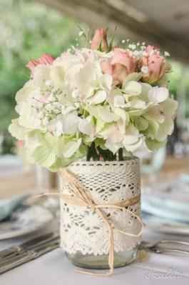 Cheerful ways to use mason jars this spring 37