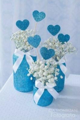 Cheerful ways to use mason jars this spring 38