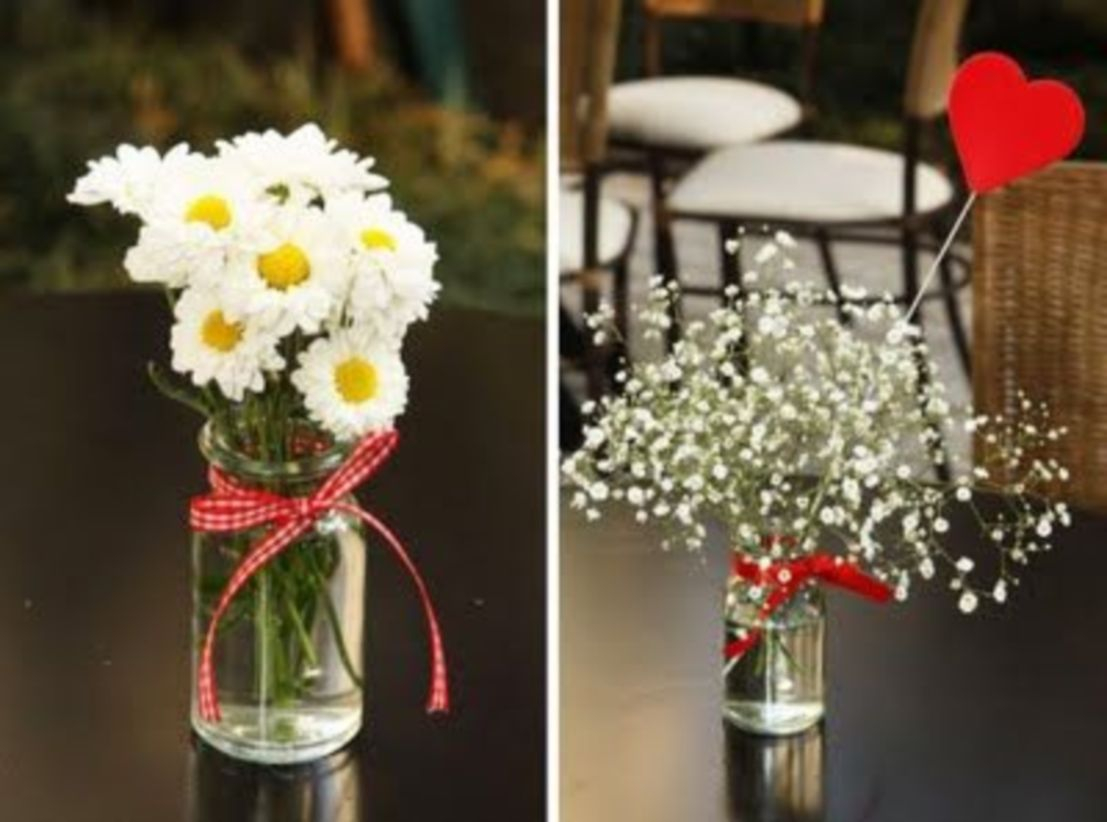 Cheerful ways to use mason jars this spring 46