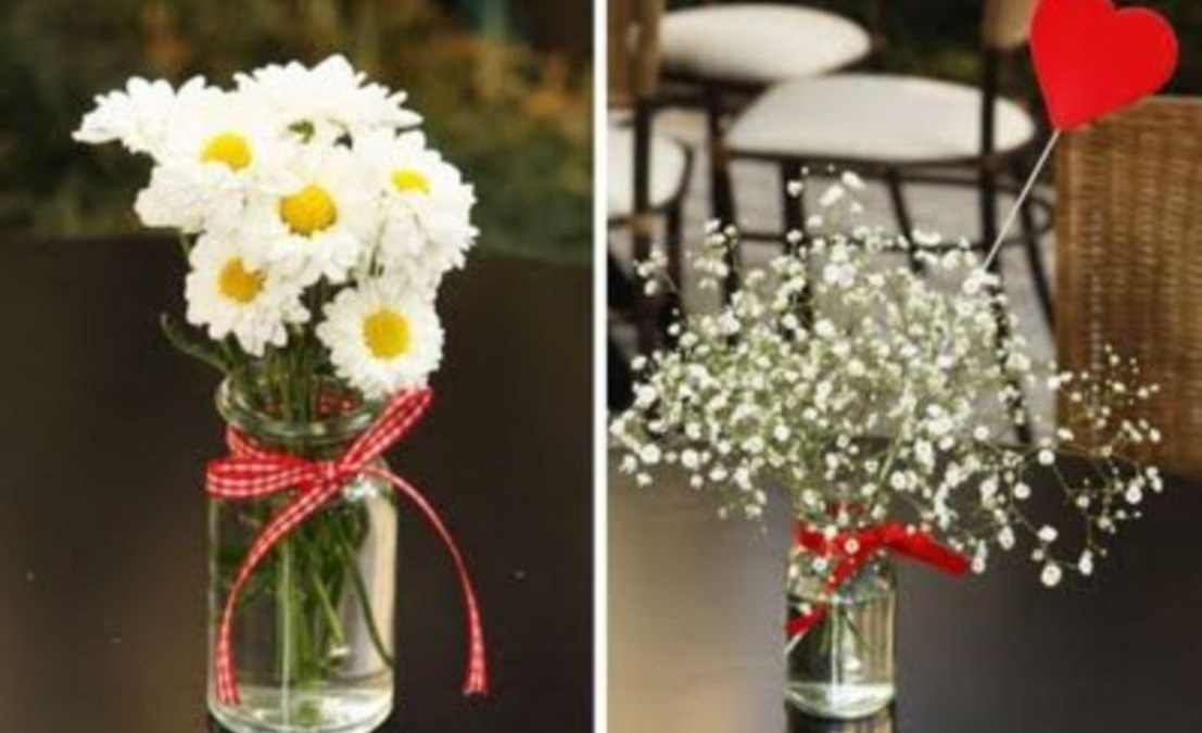 47 Cheerful Ways to Use Mason Jars This Spring