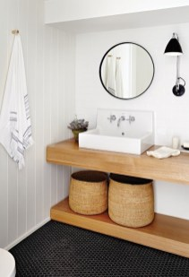 Unique honeycomb tile to give your bathroom a new look 10