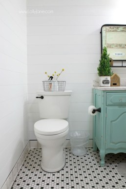 Unique honeycomb tile to give your bathroom a new look 37