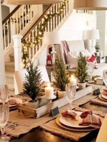 Adorable farmhouse christmas decor ideas 06