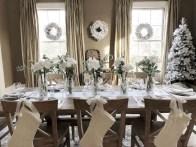 Adorable farmhouse christmas decor ideas 15