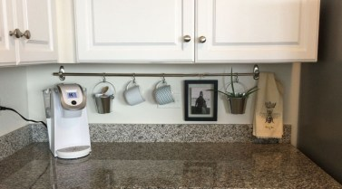 Awesome clutter-free ideas to organize your countertop 06