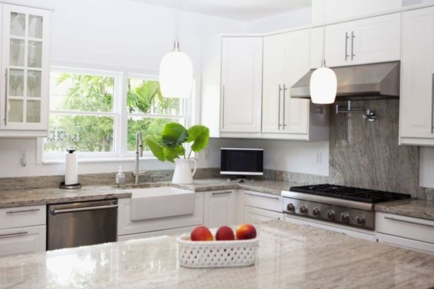 Awesome clutter-free ideas to organize your countertop 07