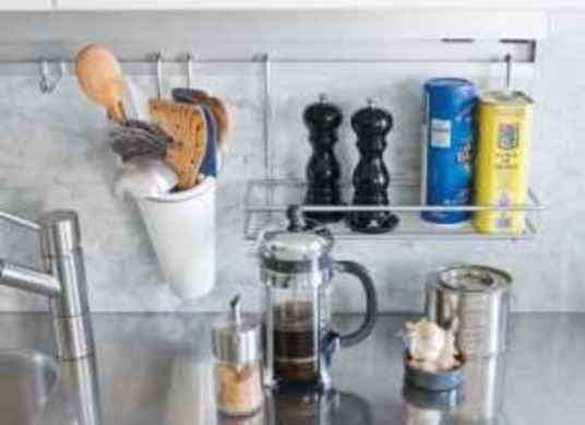Awesome clutter-free ideas to organize your countertop 28